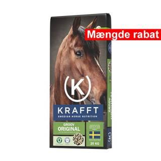 Krafft Groov Orginal hestefoder