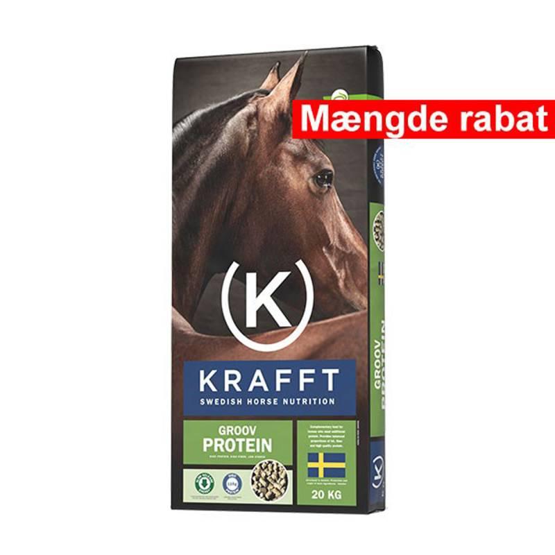 Krafft Groov Protein hestefoder