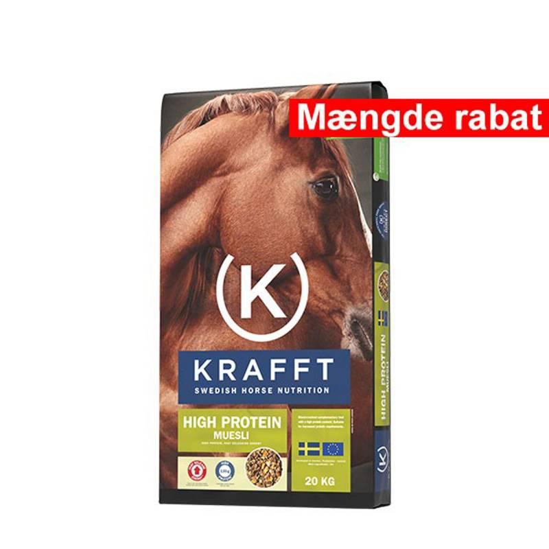Krafft High Protein Muesli