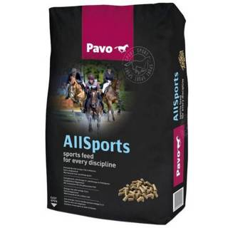 Pavo All Sports