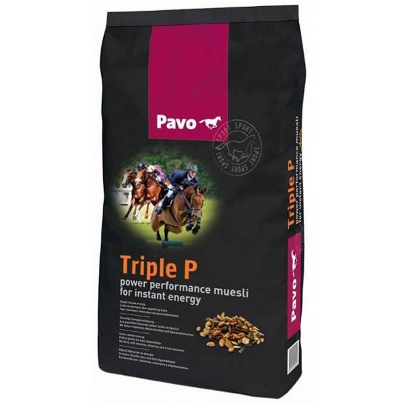 Pavo Triple P - 15 kg.