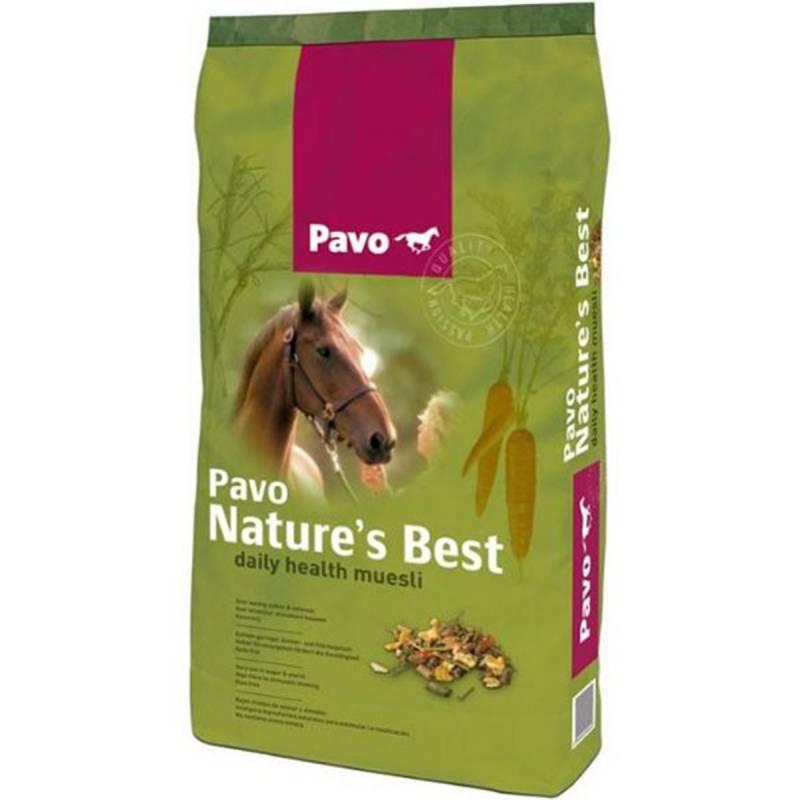 Pavo Nature's Best - 15 kg.