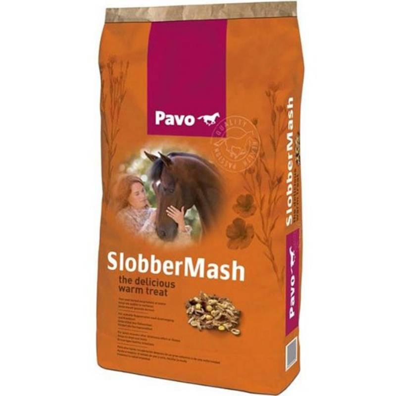 Pavo Slobber Mash - 15 kg.