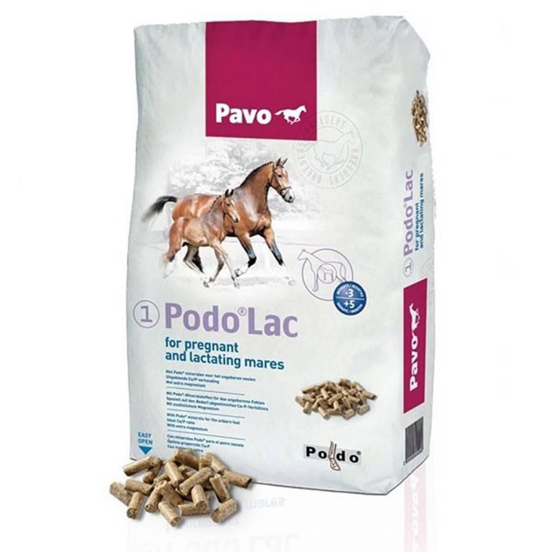 Pavo Podo Lac - 20 kg.