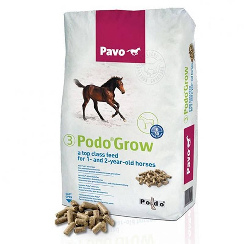 Pavo Podo Grow - 20 kg.