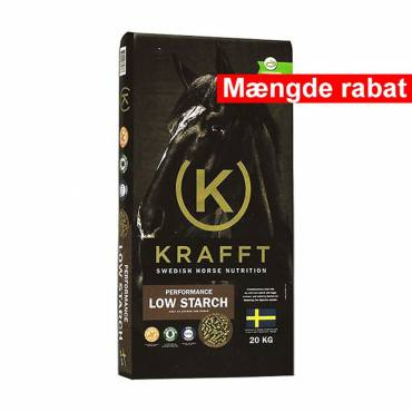 Krafft Performance Low Starch Pellets