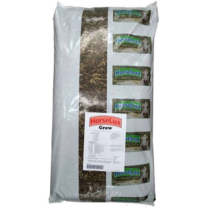 HorseLux Grow 15 kg