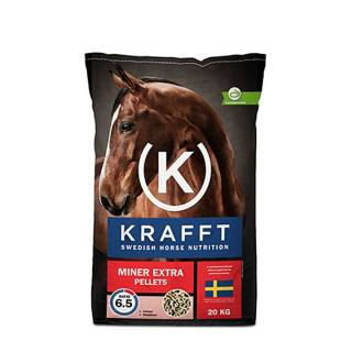 Krafft Miner Extra Pellets
