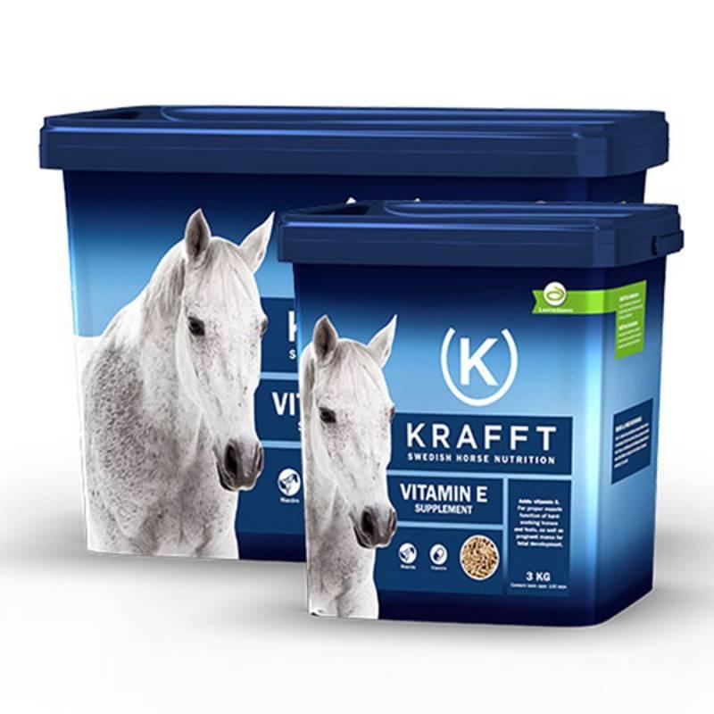 Krafft Vitamin E Pellets