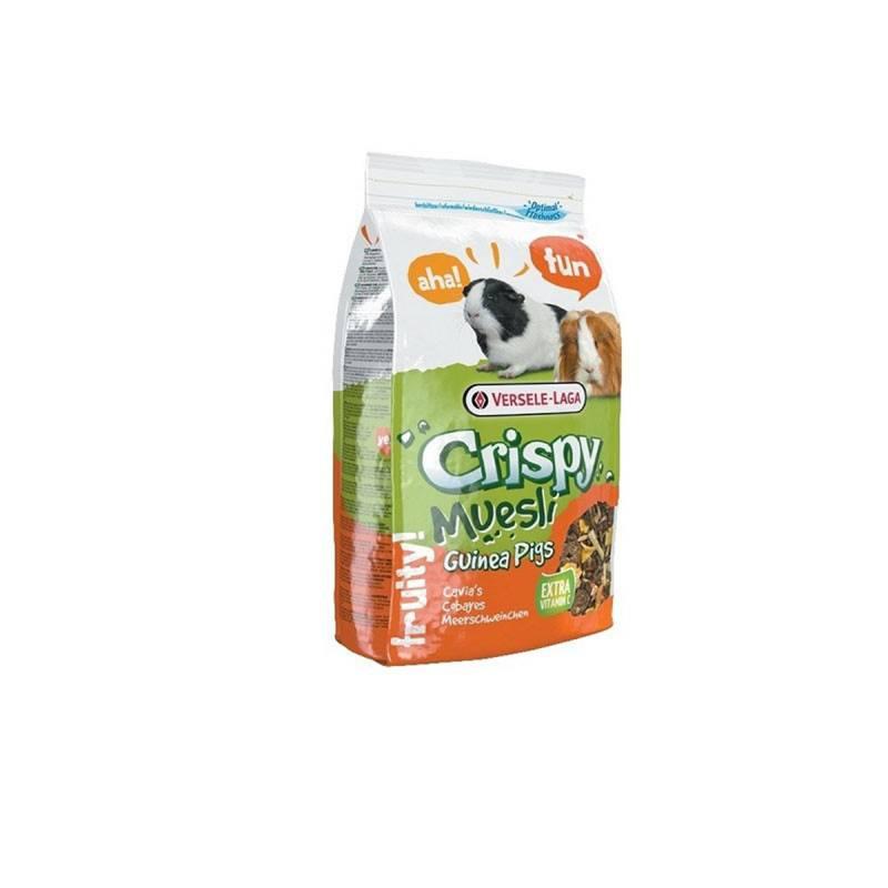 Crispy Muesli Guinea Pigs