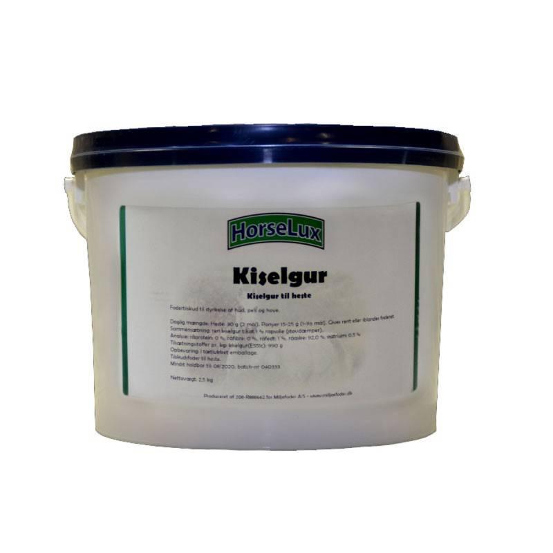 HorseLux Kiselgur