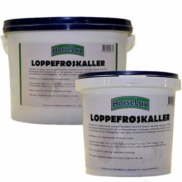 HorseLux Loppefrøskaller
