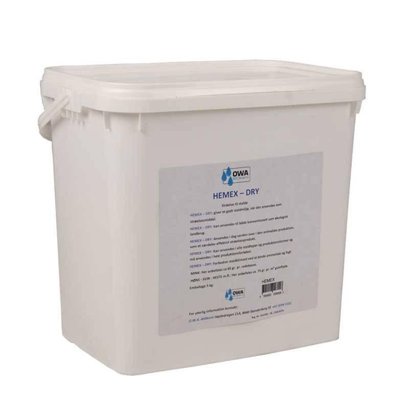 Hemex Dry 5 kg