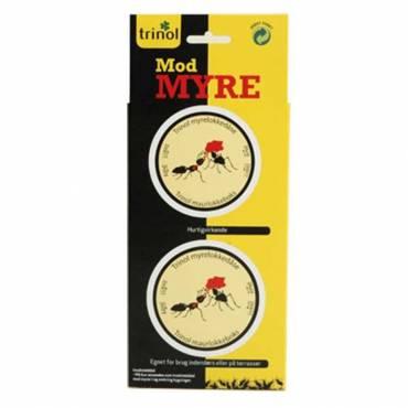 Trinol Myrelokkedåse 2 stk