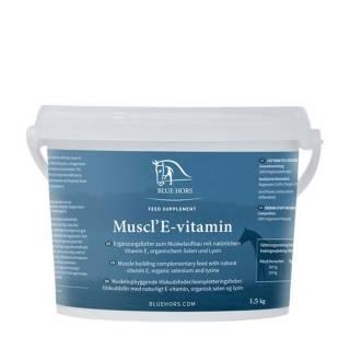 Blue Hors Muscl' E-vitamin - 1,5 kg