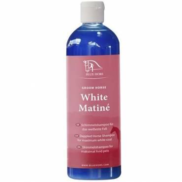 Blue Hors White Matiné