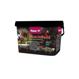 Pavo Muscle Build - 3 kg.
