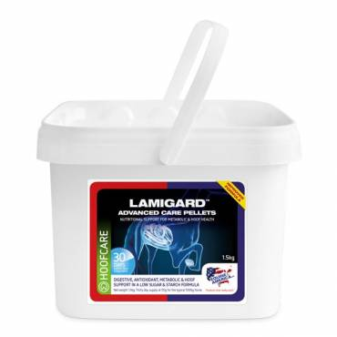 Equine America Lamigard Advanced Care Pellets - 1,5 KG