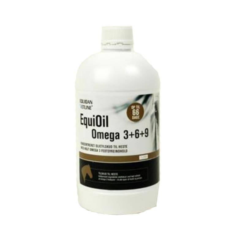 Equidan EquiOil OMEGA 3+6+9