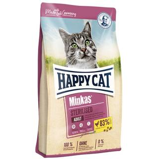 Happy Cat Minkas Sterilised