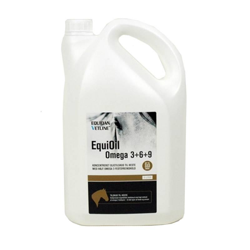 Equidan EquiOil OMEGA 3+6+9 5l