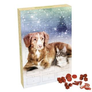 Julekalender til hund og kat