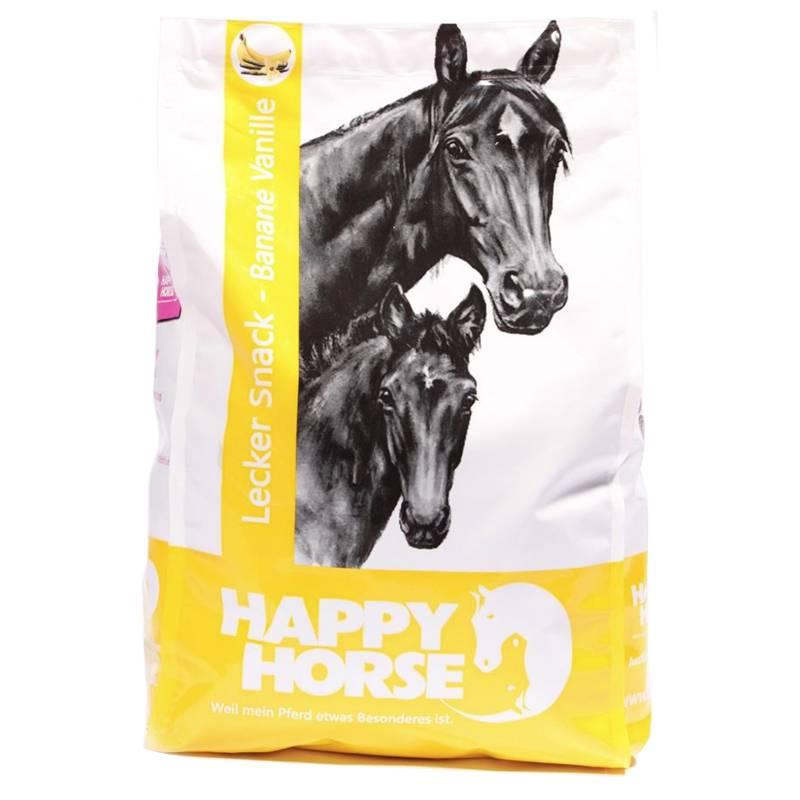 Happy Horse Banan/Vanilie -1 kg