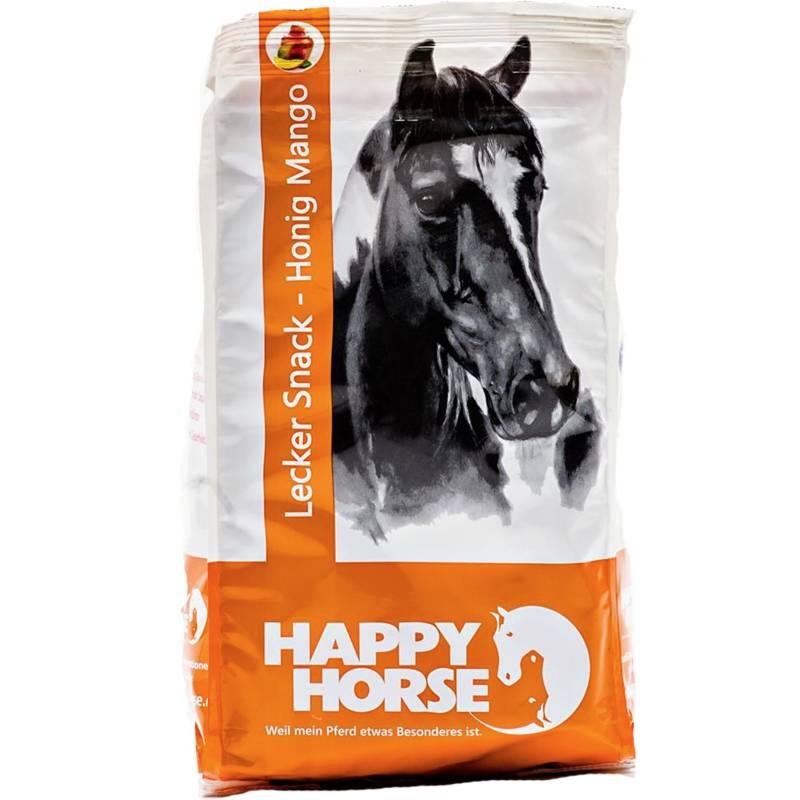 Happy Horse, Honning / Mango -1 kg