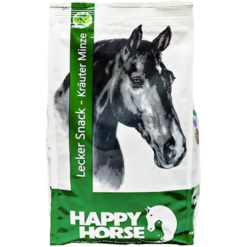 Happy Horse Urter og Mint -1 kg