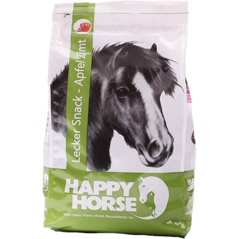 Happy Horse Æble og Kanel -1 kg