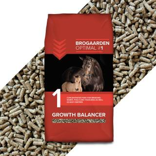 Brogaarden Optimal No. 1 Suregrow, 15 kg