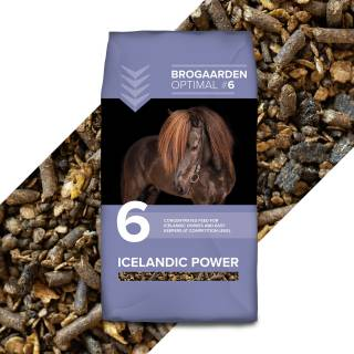 Brogaarden Optimal 6 Icelandic Power, 15 kg