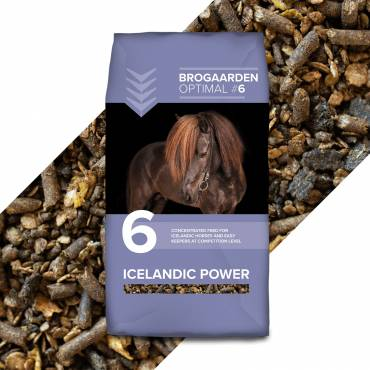 Brogaarden Optimal 6 Icelandic Power