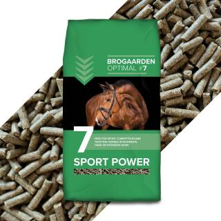 Brogaarden Optimal 7 Sport Power, 15 kg