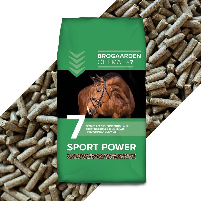 Brogaarden Optimal 7 Sport Power, 15 kg