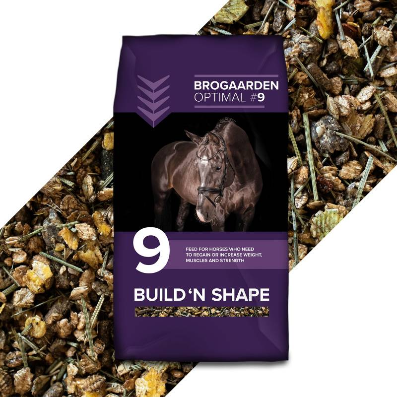 Brogaarden Optimal  9 - Build 'N Shape, 15 kg