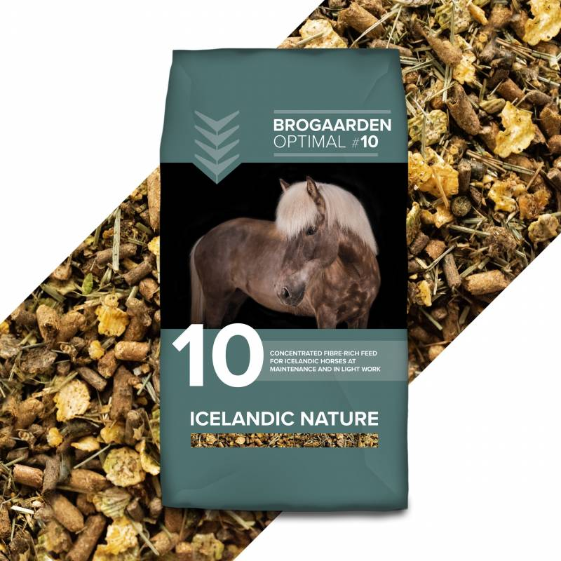 Brogaarden Optimal 10 - Icelandic Nature