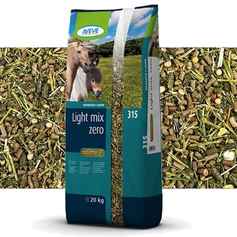 Aveve Light Mix Zero 20 kg