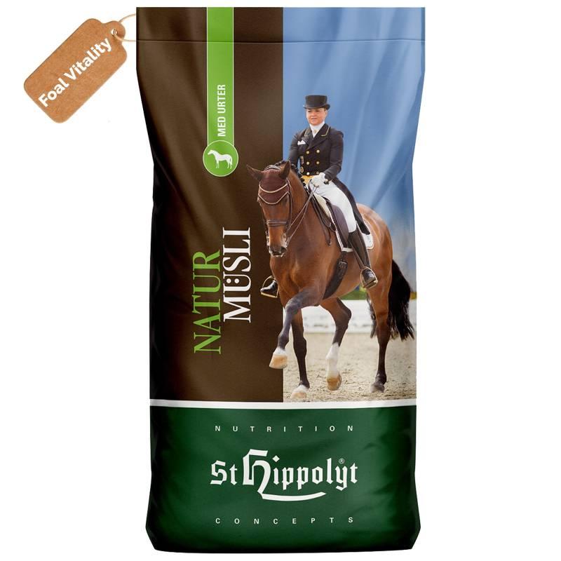 St. Hippolyt NaturMüsli Foal Vitality