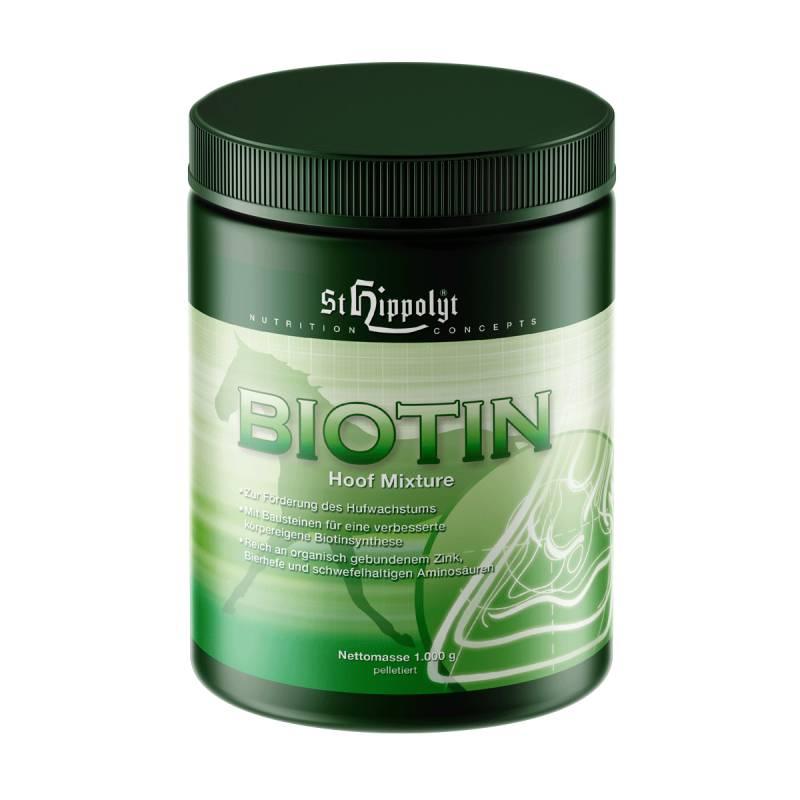 St. Hippolyt Biotin Mixture 1 kg.