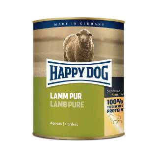 Happy Dog Lamm Pur (Lam)