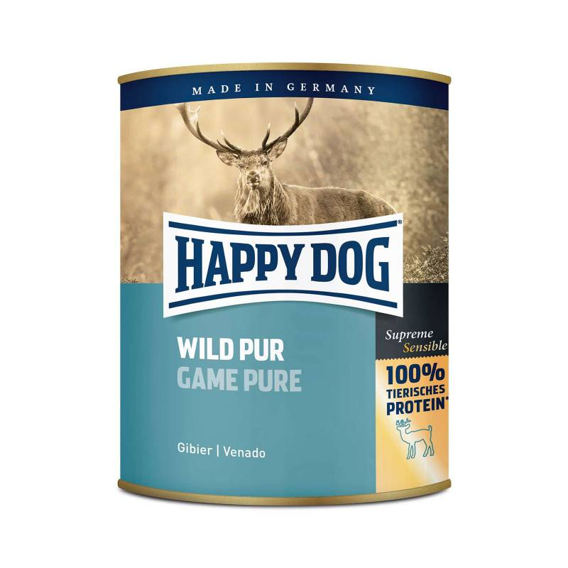 Happy Dog Wild Pur (Vildt)