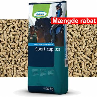 Aveve 322 Sport cup 20 kg