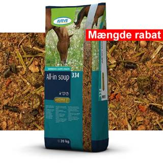 Aveve 334 All-In Soup 20 kg