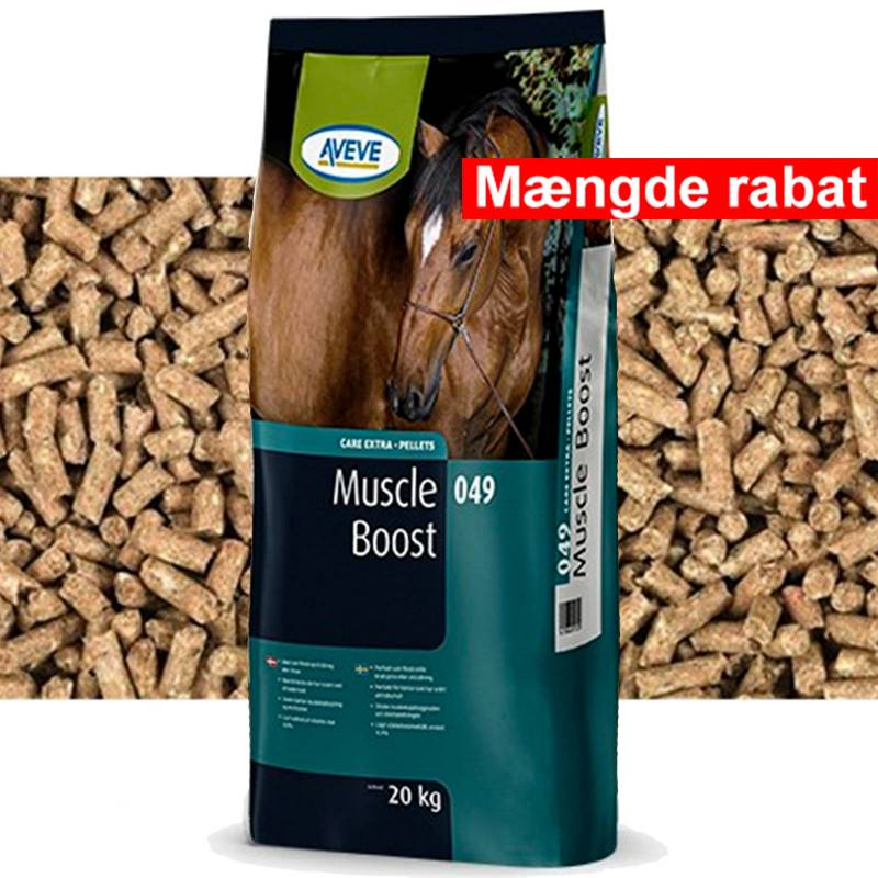 Aveve 049 Muscle Boost