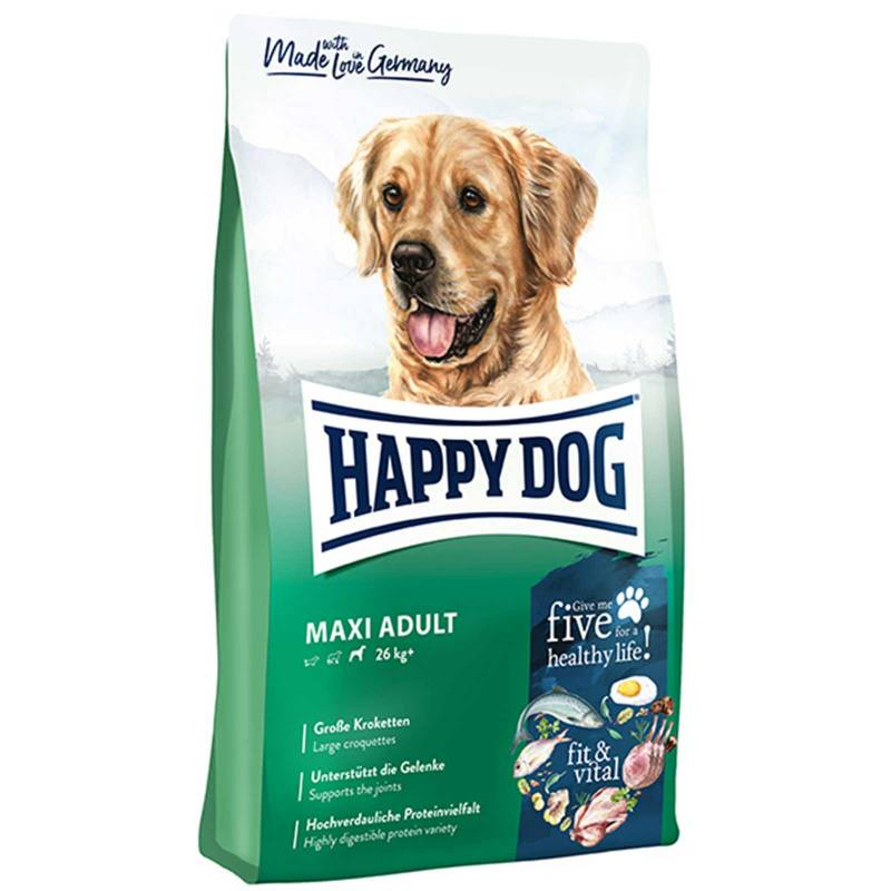 Happy Dog Fit & Well Maxi Adult