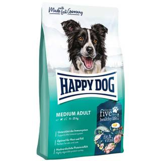 Happy Dog Fit & Well Medium Adult