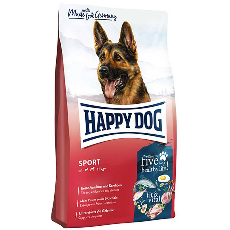 Happy Dog Fit & Well Sport 15 kg