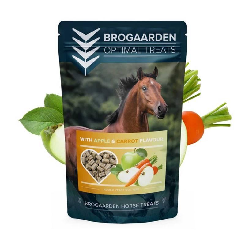 Brogaarden Optimal Treats - Apple & Carrot