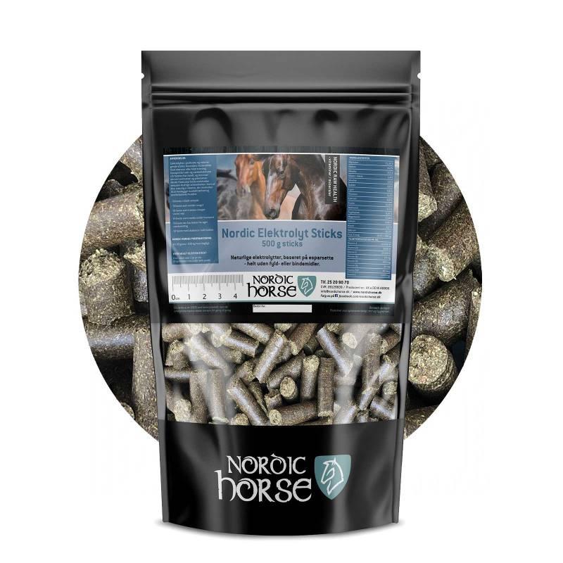 Nordic Elektrolyt Sticks 500 g